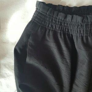 COPY - J.CREW | Black Wool mini skirt